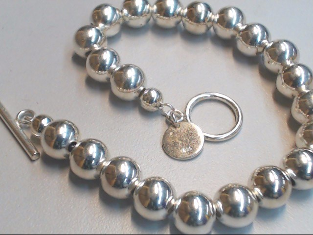 Silver Bracelet 925 Silver 17.2g