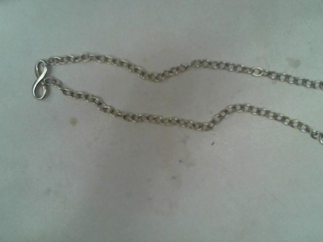 Tiffany & Co. Silver Chain 925 Silver 7.5dwt