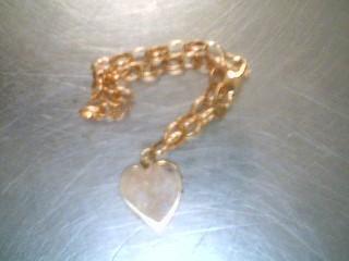 Gold Bracelet 14K Yellow Gold 2.9g