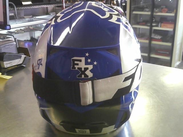 Fox Racing Motorcycle Helmet V2 Pilot W Fox Racing