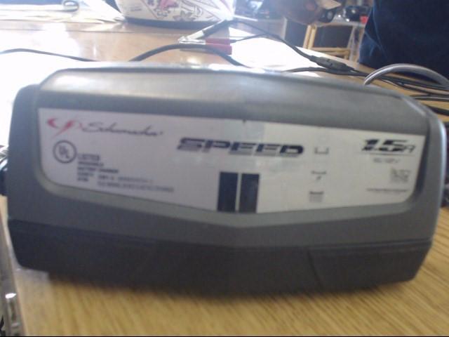 SCHUMACHER Battery/Charger SPEEDCHARGER