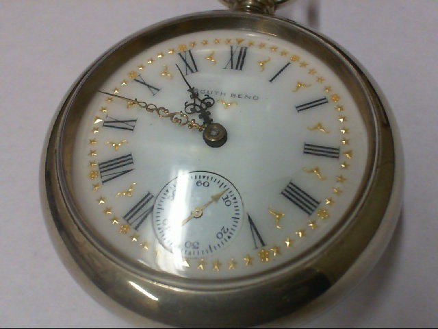 SOUTH BEND POCKET WATCH