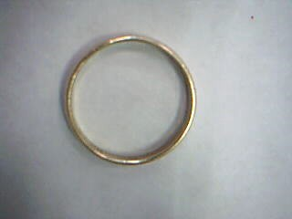 Gent's Gold Wedding Band 10K Yellow Gold 1.8g Size:9