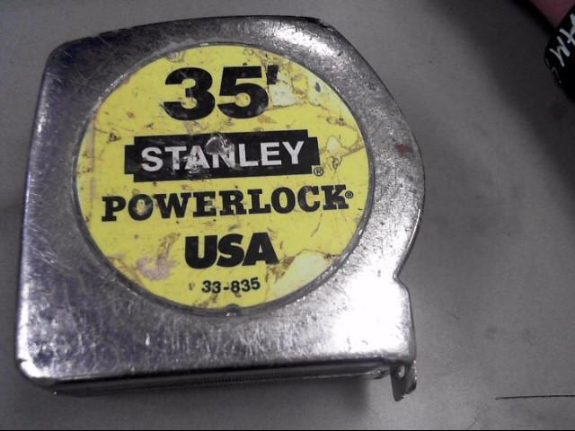 STANLEY Measuring Tool 33-835 35' POWERLOCK