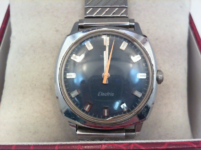 TIMEX ELECTRIC BLUE FACE