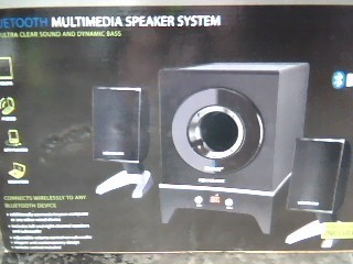 SOUNDLOGIC Surround Sound Speakers & System XT HOME AUDIO SYSTEM