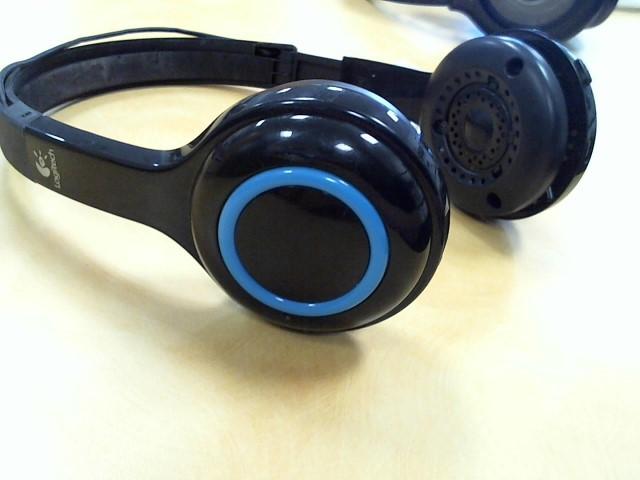 LOGITECH Headphones WIRELESS HEAD SET H600