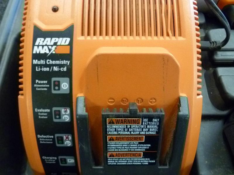 RIDGID  14.4 IMPAC R82320