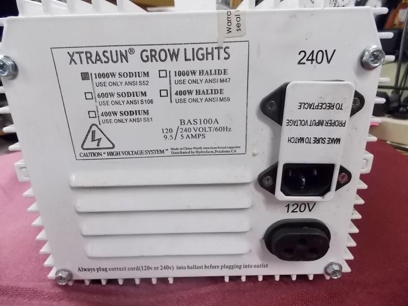 EXTRASUN Miscellaneous Appliances BAS100A