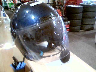 POLARIS DOT HELMET