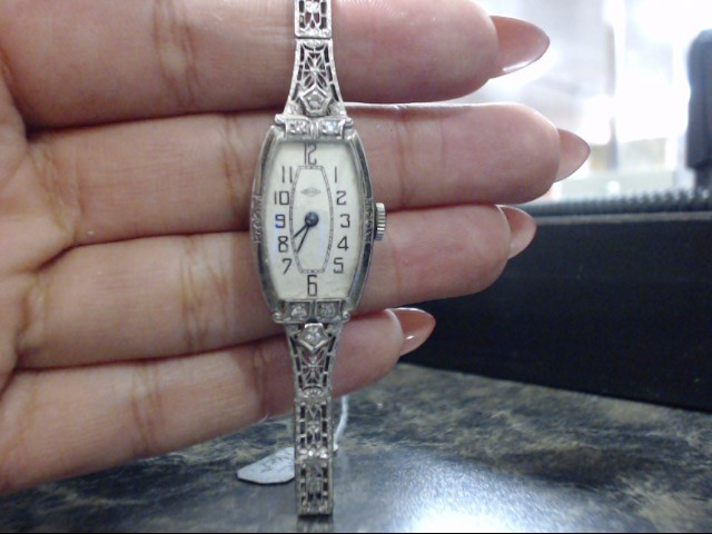 PERRY LDS 14K WATCH