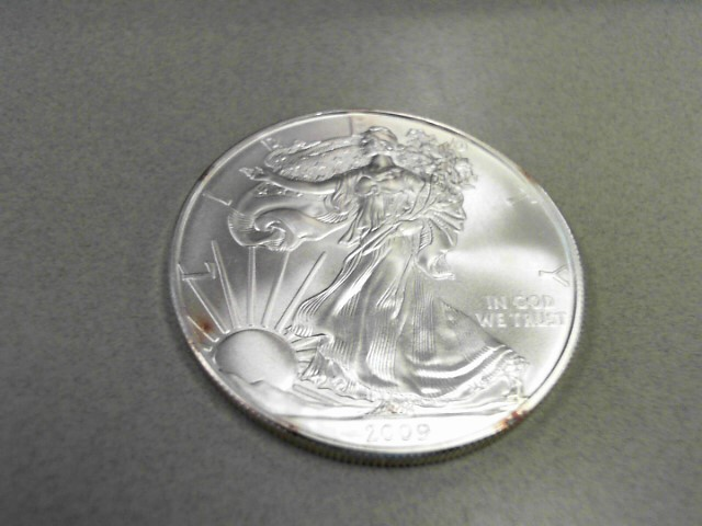 2009 LIBERTY DOLLAR 12.43GRAMS