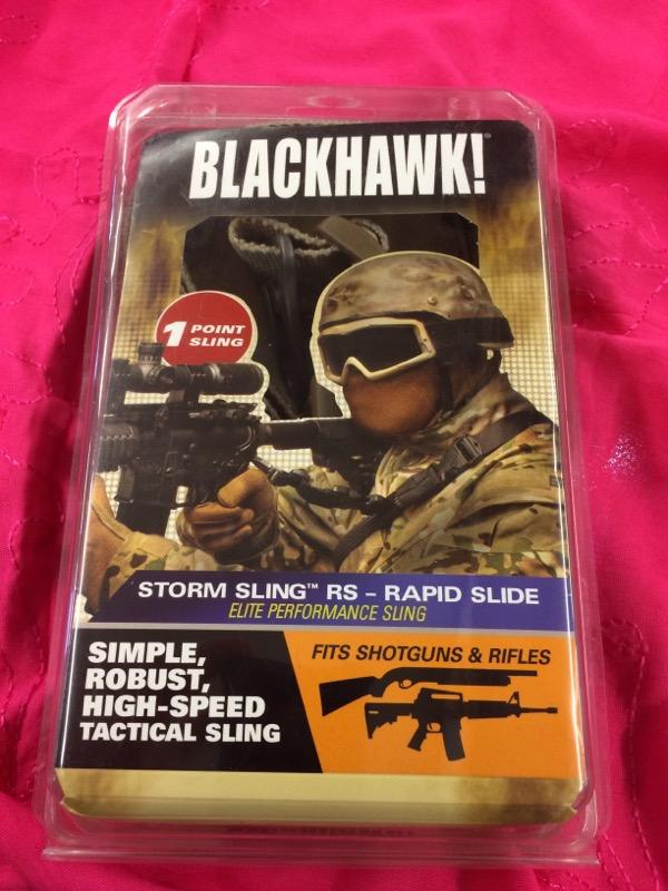 BLACKHAWK Accessories STORM SLING RS STORM