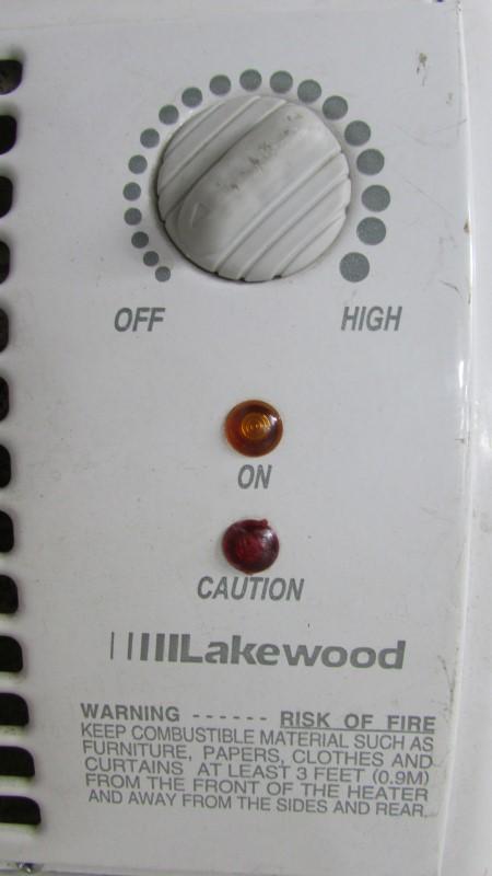 LAKEWOOD HEATER