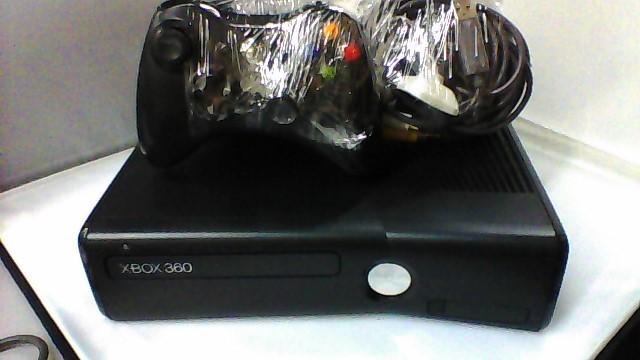 Preowned Microsoft Xbox 360 4GB 1439 Black