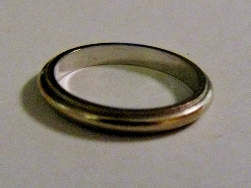 3mm Gold Band Ring 10K Yellow Gold 1.56dwt Size:9