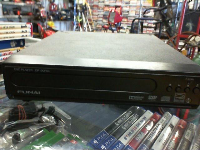 FUNAI DVD Player DP100FX4 A