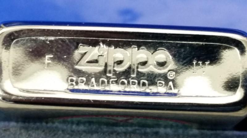 ZIPPO U.S.S ALABAMA LIGHTER 1988