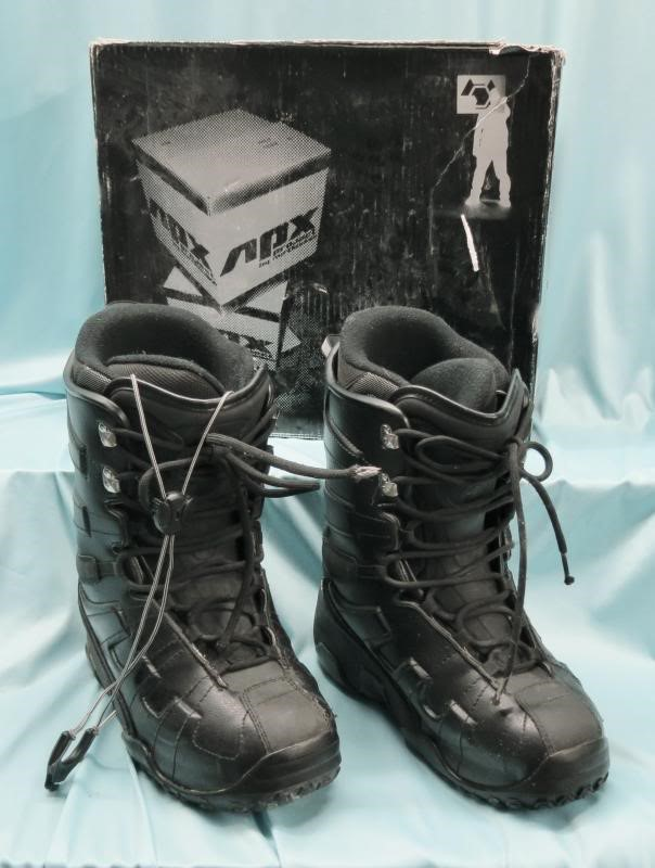 APX Project Northwave Kevin Jones Pro Model WEBXT Snowboarding Boots in Box