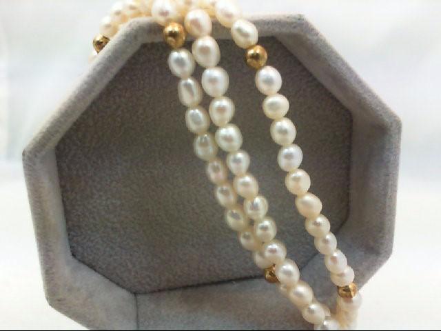 Gold Bracelet Yellow Gold Filled 10.3g