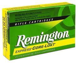REMINGTON FIREARMS Ammunition 30-30 WIN. 150G