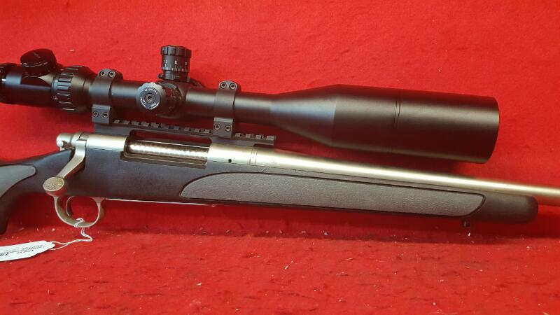 Remington 700 Stainless 300 Remington Ultra Mag Rifle
