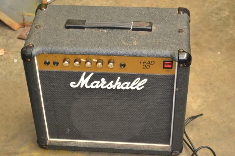 MARSHALL Electric Guitar Amp LEAD 20