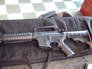 COLT Rifle AR-15 CARBINE