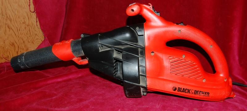 BLACK & DECKER Leaf Blower BV2500