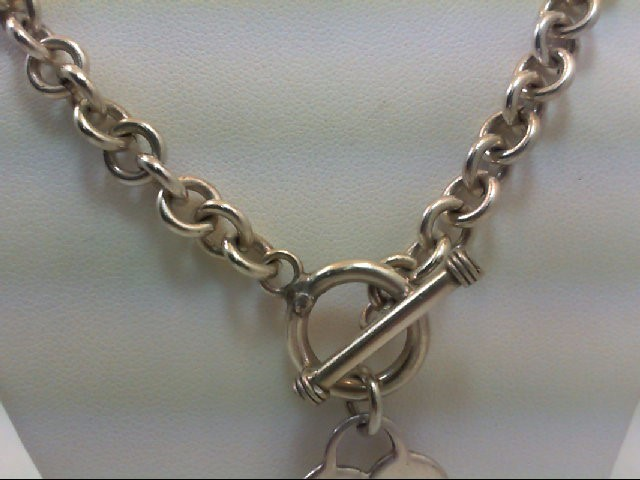 "16"" Silver Chain 925 Silver 45.9g"
