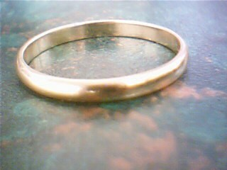 Lady's Gold Ring 10K Yellow Gold 1.8g Size:9