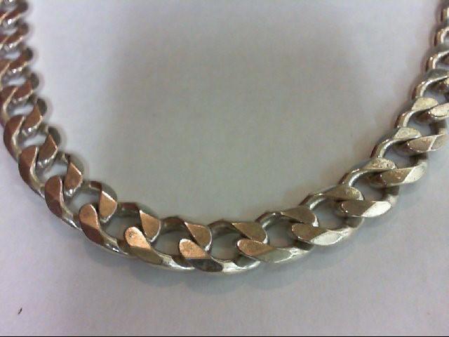 Silver Chain 925 Silver 58g