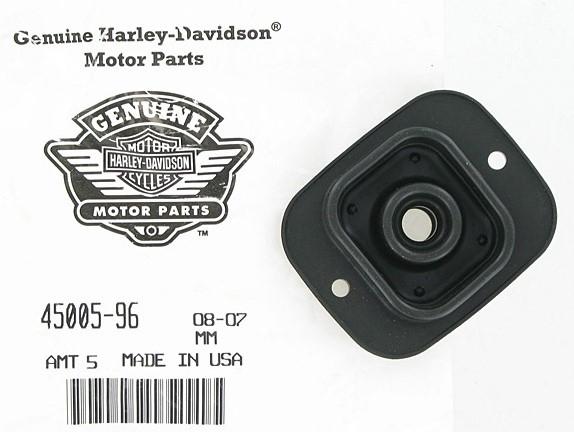 HARLEY DAVIDSON 45005-96, FRONT MSTR CYL GSKT W/WINDOW