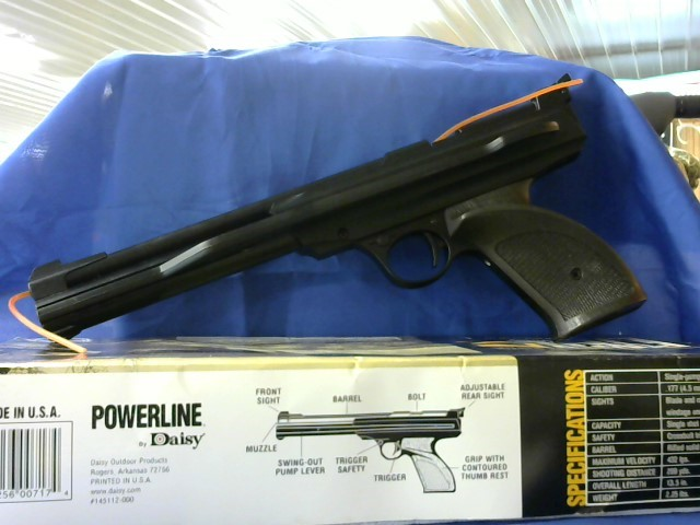 DAISY Air Gun/Pellet Gun/BB Gun POWERLINE 717