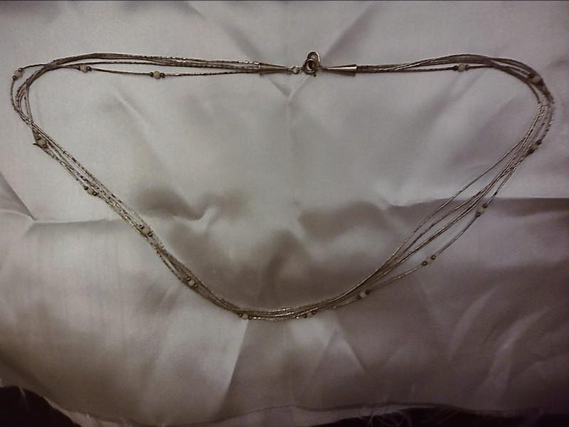 Silver Chain 925 Silver 5.9dwt