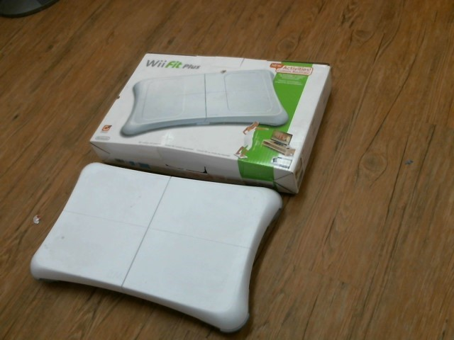 NINTENDO Nintendo Wii WII FIT PLUS WITH BOARD