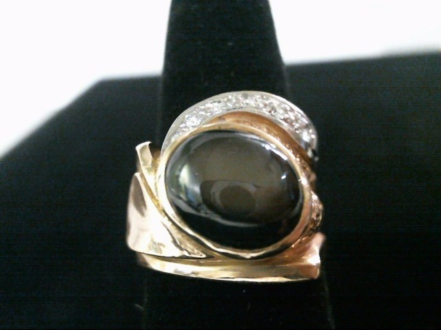 Gent's Gold Ring 14K Yellow Gold