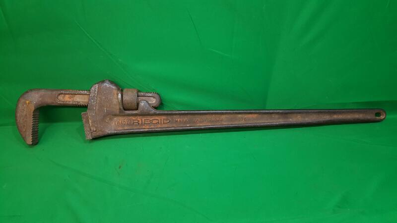 "RIDGID Miscellaneous Tool 36"" WRENCH"