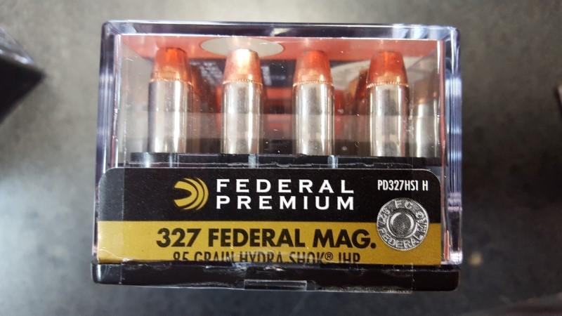 FEDERAL AMMUNITION Ammunition PD327HS1