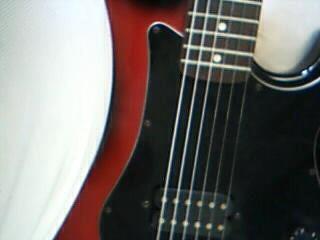 HONDO Electric Guitar H-720 M/BK