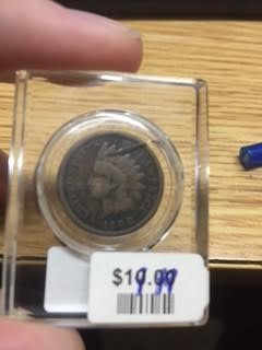UNITED STATES Coin 1908 INDIAN HEAD PENNY