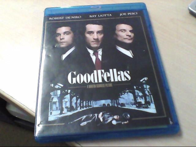 BLU-RAY MOVIE Blu-Ray GOODFELLAS