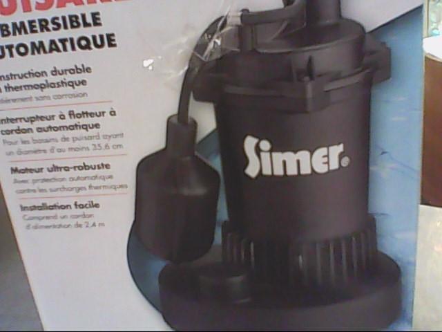 SIMER Miscellaneous Tool 2943