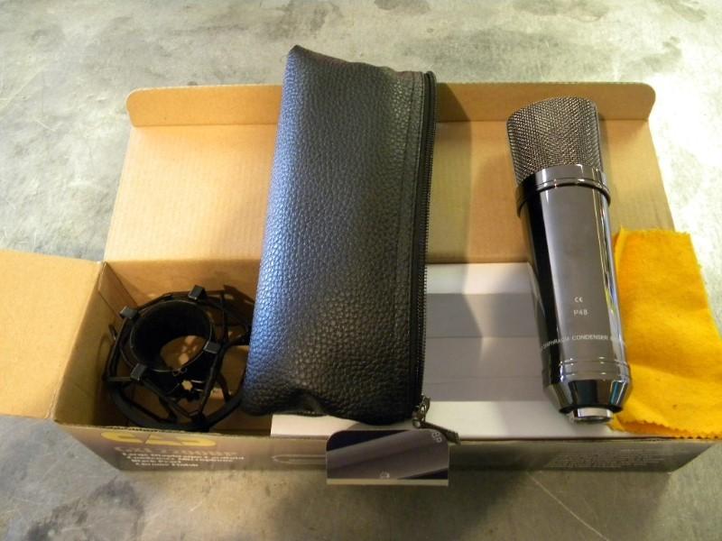 CAD AUDIO Microphone GLX2200BP