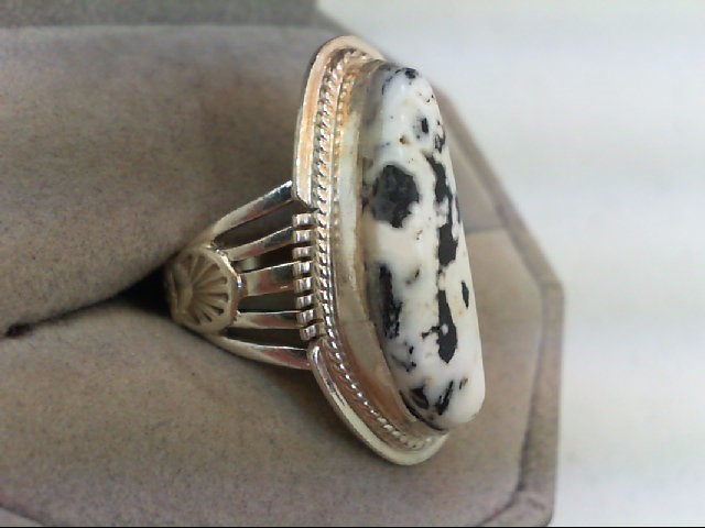 Lady's Silver Ring 925 Silver 10.3g