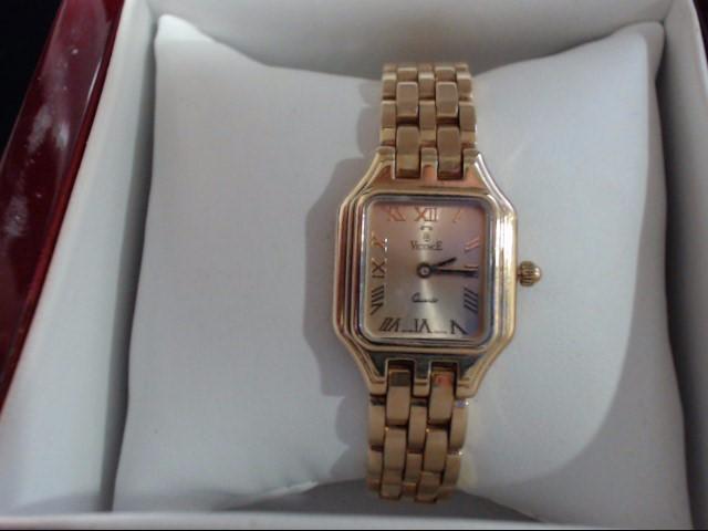 VICENCE WATCH Lady's Wristwatch 14K/DIAMOND