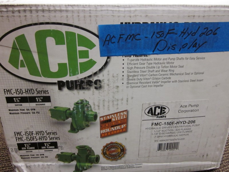 ACE PUMPS Miscellaneous Tool FMC-150-HYD