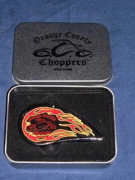 ORANGE COUNTY CHOPPERS Men's Accessory LIGHTER