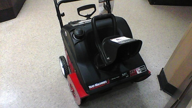 Yard Machines Snow Blower 31AS230-729