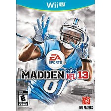 NINTENDO Nintendo Wii U MADDEN 13